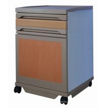 Больничный медицинский прикроватный шкаф (Thr-CB500)