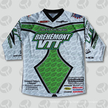 Cool Sublimation Motorcycle Jersey