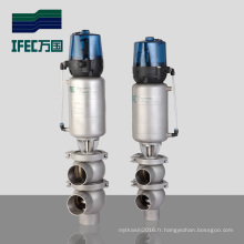 Vanne de renvoi intelligente à base de pénétration sanitaire sanitaire (IFEC-PR100001)