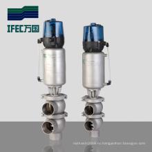 Санитарно-пенумматический интеллектуальный реверсивный клапан (IFEC-PR100001)