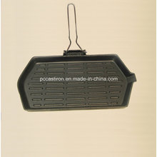 Plancha de hierro fundido de hierro fundido preconfeccion Fabricante de China