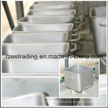 Stainless Steel Meat Trolley 200L