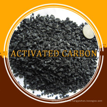 nut shell based activated carbon granualr for sale
