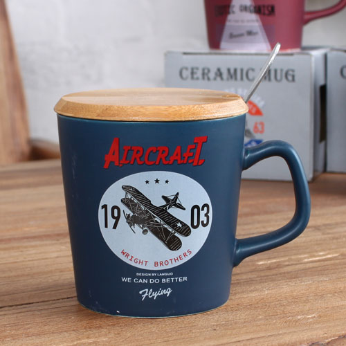 aircraft coffee mug