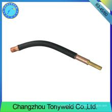 Tweco welding torch parts 300A swan neck 63-45/63-60