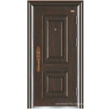 Panel Simple Design Steel Security Door