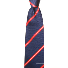Wholesale Classical Stripes Perfect Neck Knot Mens Silk Ties