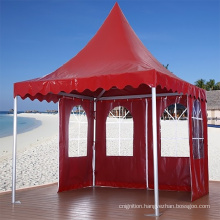 Outdoor aluminum Waterproof canopy pagoda tents Arabian Tent for wedding party trade show