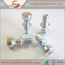 Tornillo de cabeza especial estándar acero de carbón de china por mayor de productos