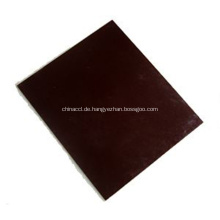 Schwarze Fiberglas-Epoxidharzplatte FR4 G10-Blatt