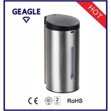 Buena calidad no toque dispensador de jabón automático de acero inoxidable ZY-610
