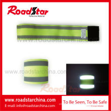 hot sale elastic reflective armband for safety