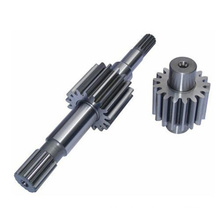 Customized Engine Crankshaft Assembly Parts with Drawing