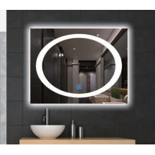 Home Furniture Wall Bathroom LED Decorated Mirror with Light