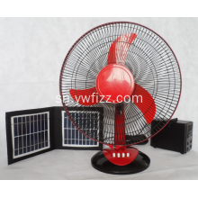 16 Inch DC Solar Desktop Fan