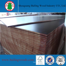 15mm/18mm Phenolic Black Film Faced Plywood From Shandong
