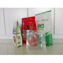 8 Sides Sealing Food Plastik Verpackungsbeutel
