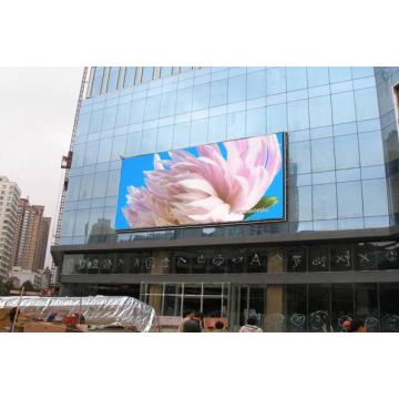 Outdoor Fixed P4 Electronic Advertising Led Screen Display