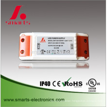 slim type 12V 2A 24W constant voltage LED driver mini power supply