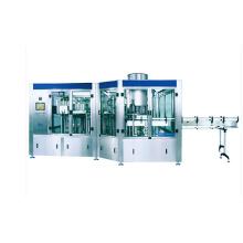 Machine de capsulage de remplissage automatique de rinçage