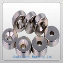 Clients Designed Motor Magnet Permanent Magnetic Neodymium