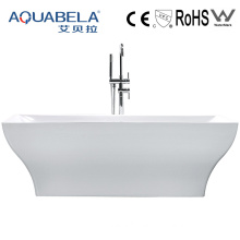 CE/Cupc Freestanding Bath Tubs with Pedestal Tubs
