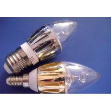 E14 llevó candelabros luz luz candel cena luces