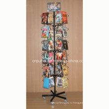 Напольная вращающаяся стойка для DVD-дисплея (PHY257)