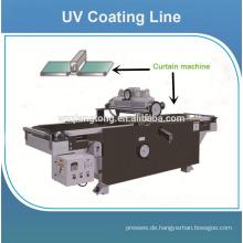 MDF-Board UV-Lackier- / UV-Walzenbeschichtungsmaschine für glänzende Mdf-Platine