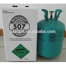 Best Quality HFC blend new type r507 gas