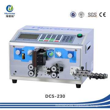 Widely Used High Precision Wire Cable Peeling Cutting Stripping Machine