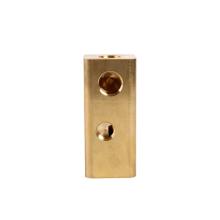 Conector de torneira de latão para torneira de chuveiro