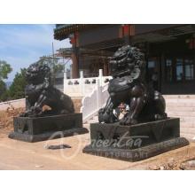 venda de estátuas de cão foo