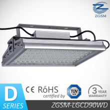 90W High Lumen with CE/RoHS Certificated LED Gas Station Canopy Light