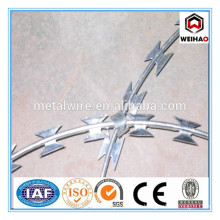High Quality Low Price Galvanized Concertina Razor Barbed Wire