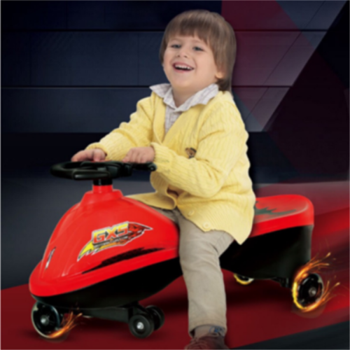 Nouveau Baby Ride On Car Child Wiggle Vehicle