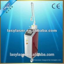 Latest Scar laser equipment co2 fractional