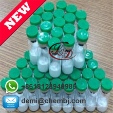 Ipamorelin (INN) 2mg / Vial, hormonas del polipéptido 5mg / Vial del levantamiento de pesas sin efecto secundario