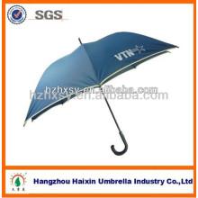 Produits de gros parapluie de 68 pouces Oversize Windproof Golf en fibre de verre