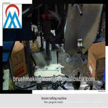 Escova quente do plástico do punho longo de 2 linhas centrais 2014 que faz a máquina que faz a máquina