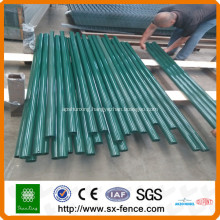 fence post mainly supplied to Europe