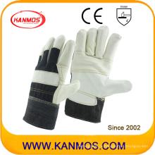PPE Легкая мебель Кожа Промышленные перчатки безопасности безопасности (310032)