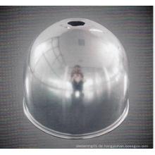 Spinning für Beleuchtung Abdeckung Aluminium