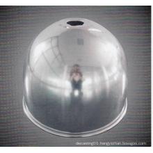 Aluminum Spinning for Lighting Cover