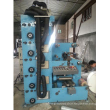 Máquina de Impressão Flexográfica de Cinco Cores (ZB-320-5UV)