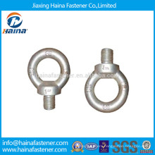 Hot Galvanized DIN580 Closed End Eye Bolts