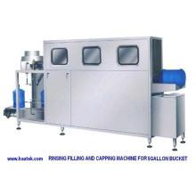 Máquina de enchimento automática da cubeta de 5 galões