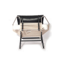 Hans Wegner PP225 Flag Halyard Lounge Chair