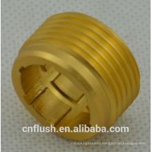 Custom design aluminum turning parts with different surface treatment precision cnc aluminum turning parts
