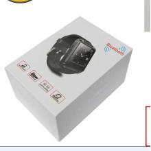 Bluetooth Smart Watch U8 Watch Wrist Smartwatch pour iPhone 4 4s 5 5s 6 6 Plus Samsung S4 S5 Note 2 Note 3